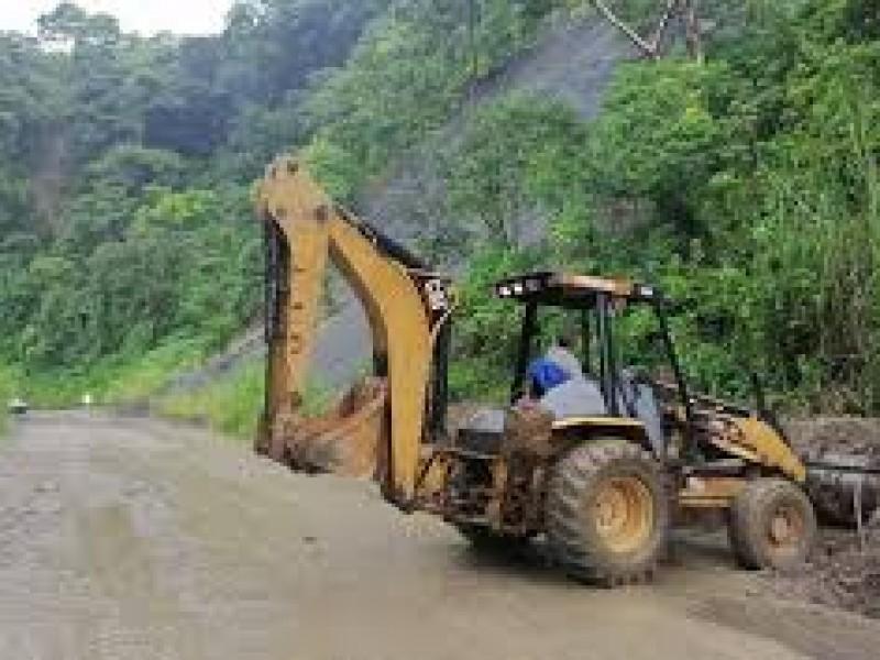 Se suman más caminos rehabilitados luego de las lluvias