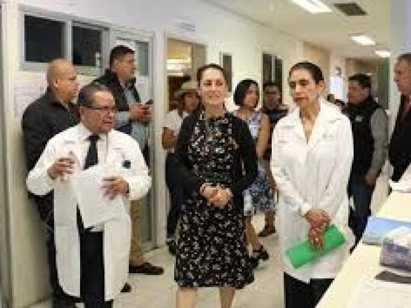 Se sumarán más hospitales Covid en ZMVM