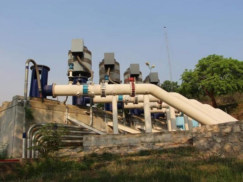 Se suspende servicio de agua en Tuxtla:SMAPA