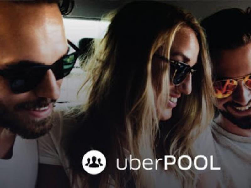 Se suspende Uber Pool por coronavirus