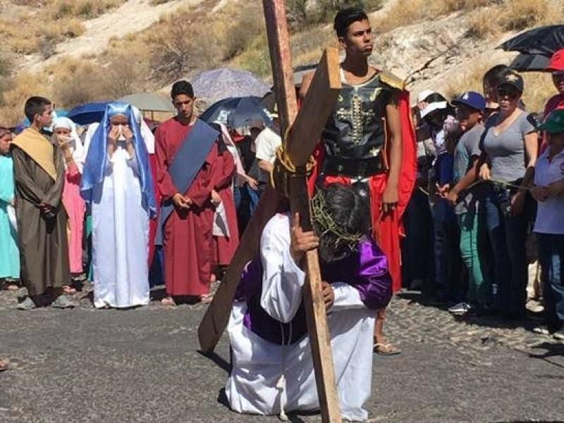 Se suspende Viacrucis en Cerro de la Campana por pandemia