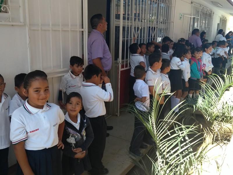 Se suspenderán clases en municipios costeros de Nayarit