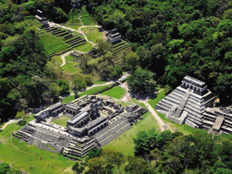Se tambalea turismo de Chiapas por Covid 19