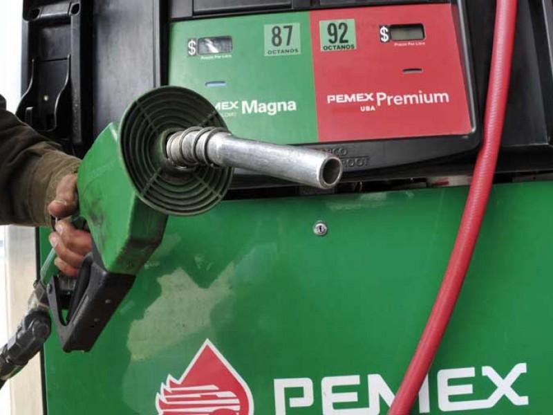 Se va normalizando suministro de gasolina en Michoacán