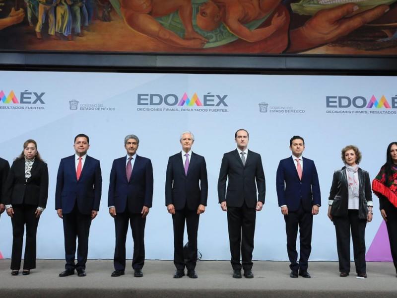 Se van Secretarios Mexiquenses y dejan pendientes