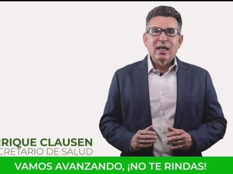Se ve con esperanza el regreso a clases: Enrique Clausen