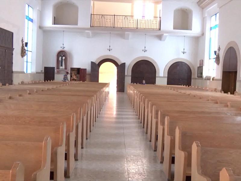 Se viven en Nogales días santos diferentes por Covid 19
