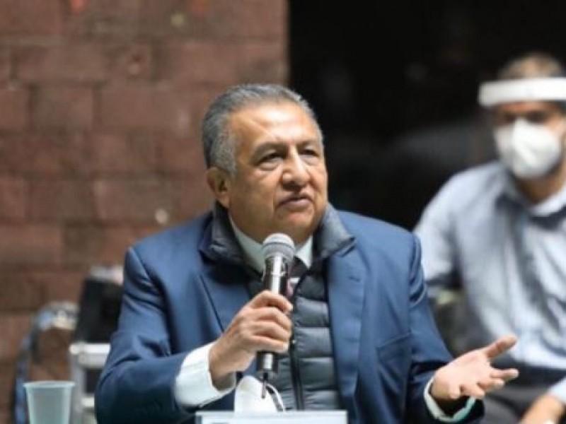 Sección Instructora revisa desafuero del diputado Saúl Huerta