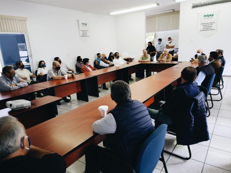 Secretaría de Agricultura y Desarrollo Rural realiza jornada de trabajo