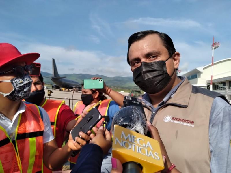 Secretaría de Bienestar destina 30 mil mdp para Chiapas