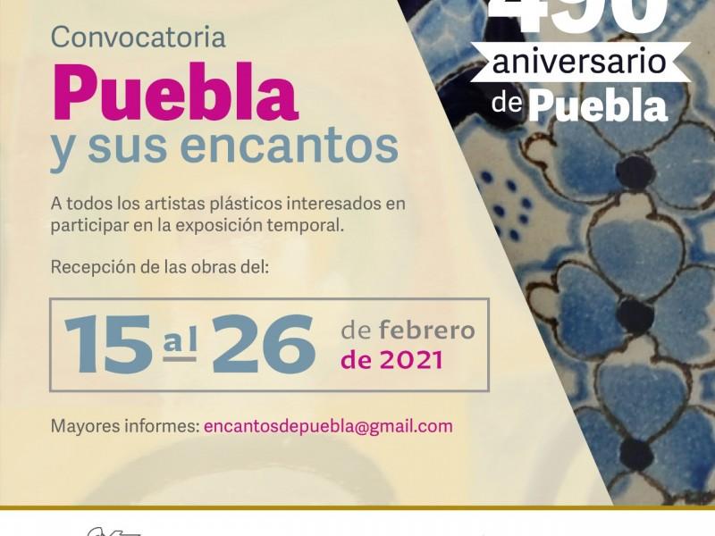 """Secretaria de cultura presenta convocatoria """"Puebla y sus Encantos"""""""