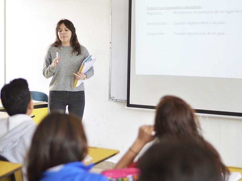 Secretaría de Educación pide a maestros extremar medidas de prevención