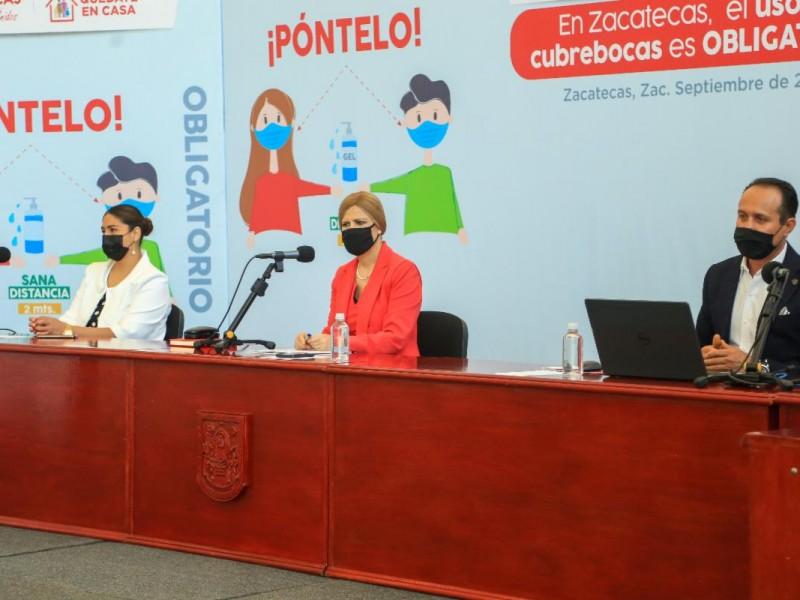 Presenta Gobierno de Zacatecas portal para denunciar corrupción