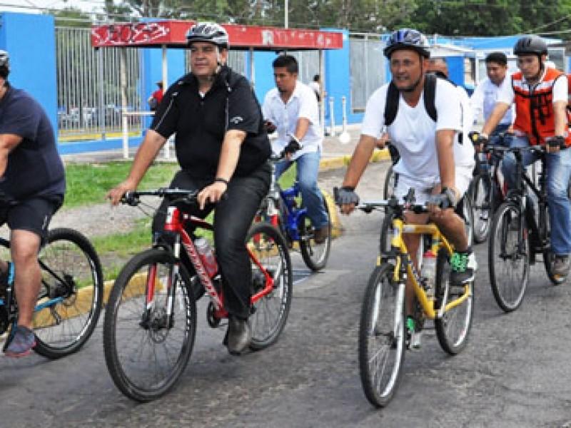 Secretaría de Movilidad recibe propuestas de asociaciones ciclistas
