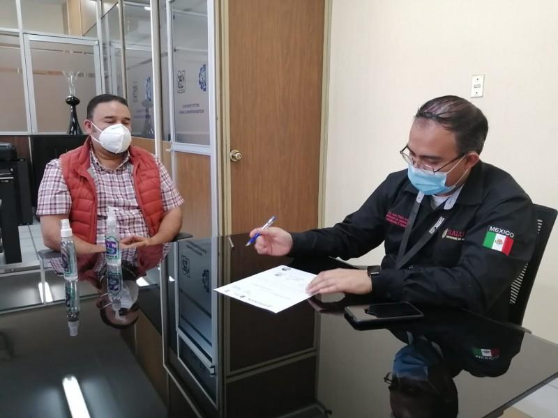 Secretaría de Salud revisa protocolo de regreso a clases presenciales