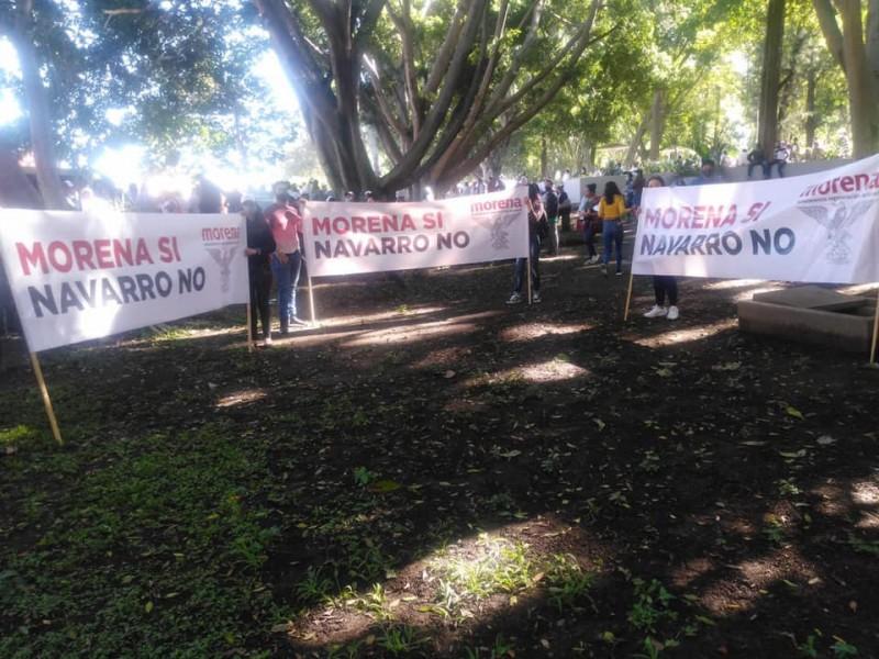 Secretaría de Salud  tacha de irresponsable mitin de MORENA