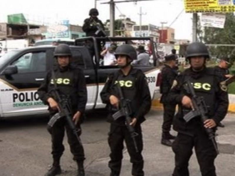 Secretaría de Seguridad apoyó traslado de lesionados