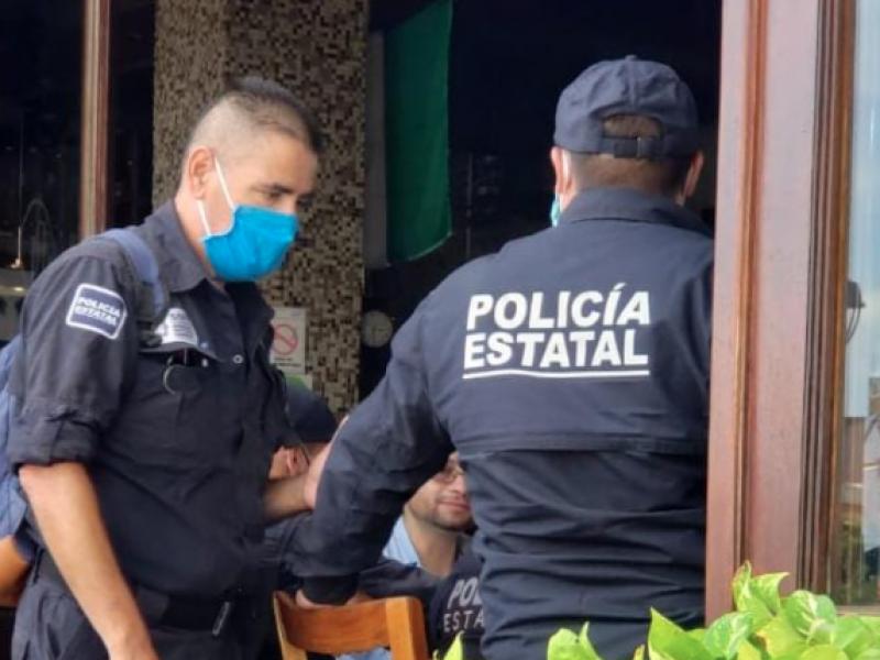 Secretaría de Seguridad desconocía exigencias de policías