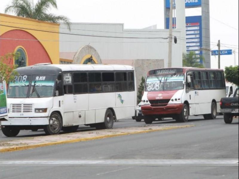 Secretaría de Transporte descarta rutas piratas en ZMG