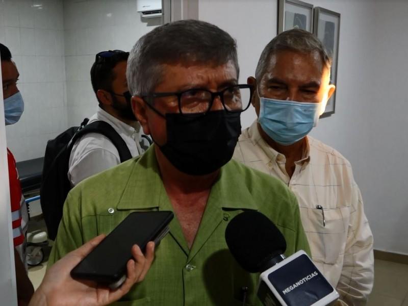 SECRETARIO DE SALUD DE SINALOA RESPONDE ACUSACIONES DE SERAPIO VARGAS