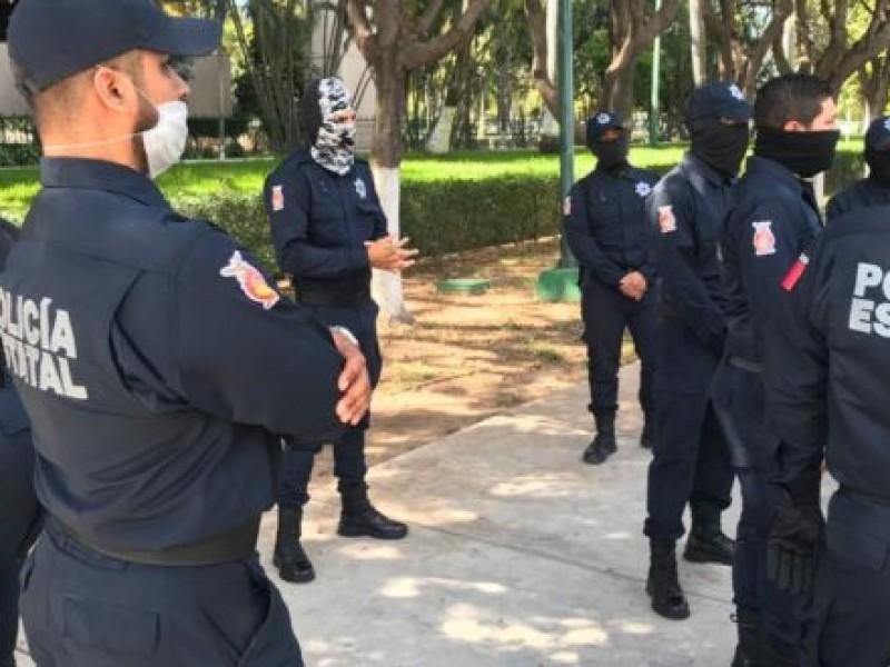 Secretario de seguridad debe informar sobre policías desaparecidos