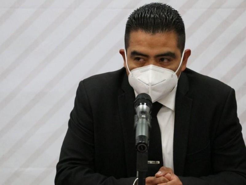 Secretario de Seguridad en Zacatecas da positivo a Covid-19