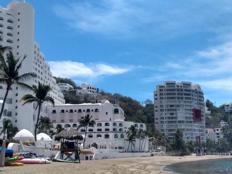 Sector hotelero de Colima sigue en números rojos: Felipe Luna