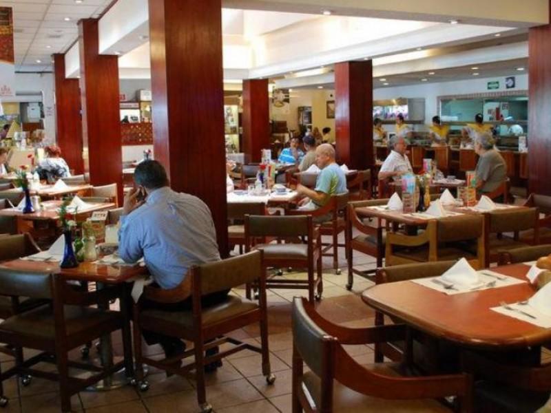 Sector restaurantero espera repunte de 35% en ventas