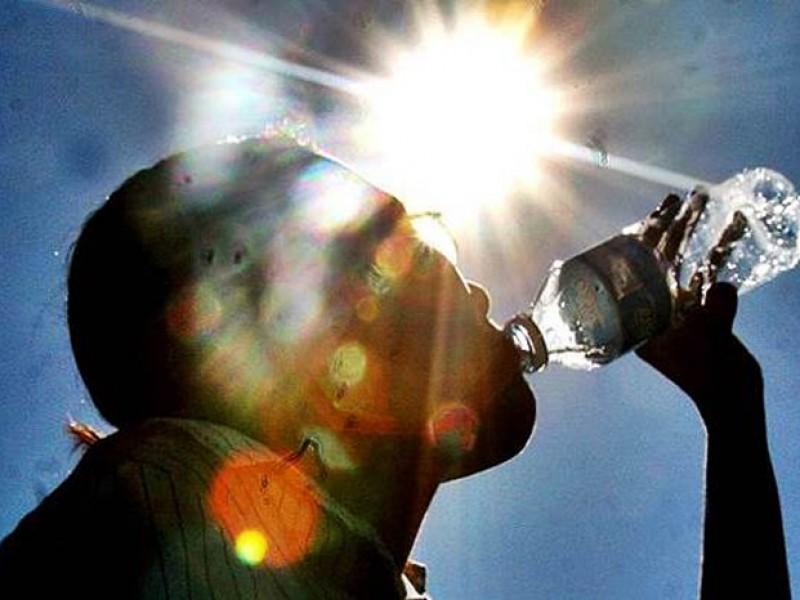 Sector salud llama a protegerse de las altas temperaturas