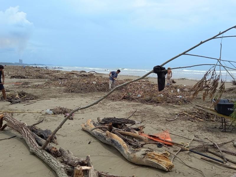 Sector turístico de Tuxpan en vías de recuperación tras Grace