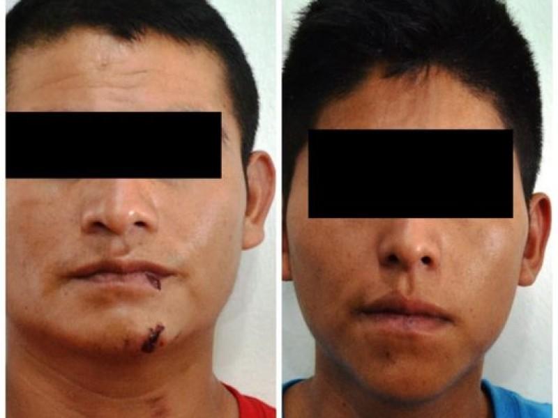 Secuestradores sentenciados a 50 años de prisión