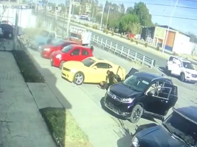 Secuestran a dos elementos de la Guardia Nacional en Zacatecas