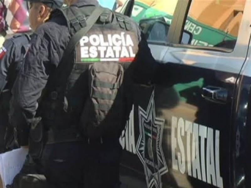 Secuestran a policía estatal en Zacatecas