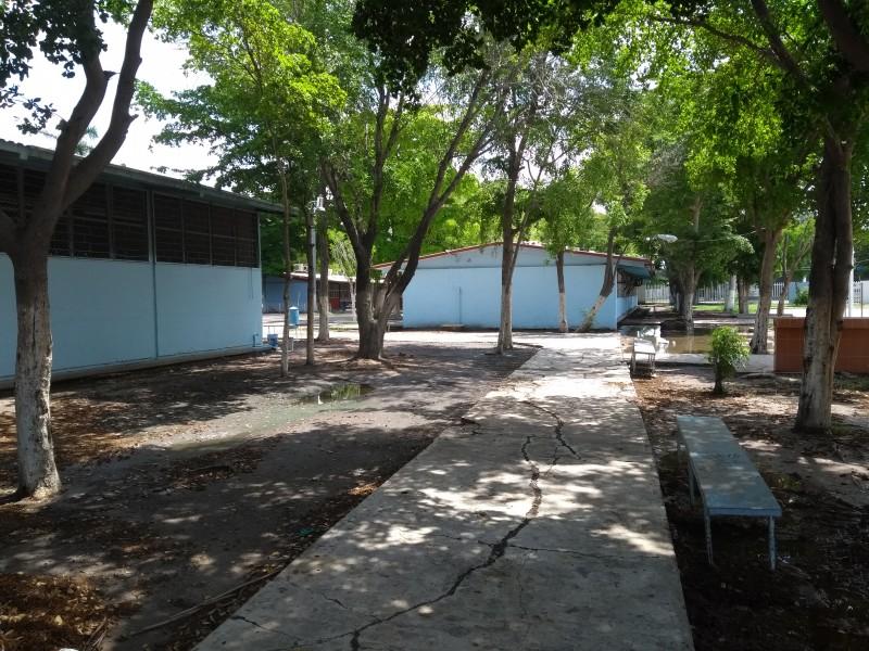 Secundarias de Sinaloa en retos de infraestructura