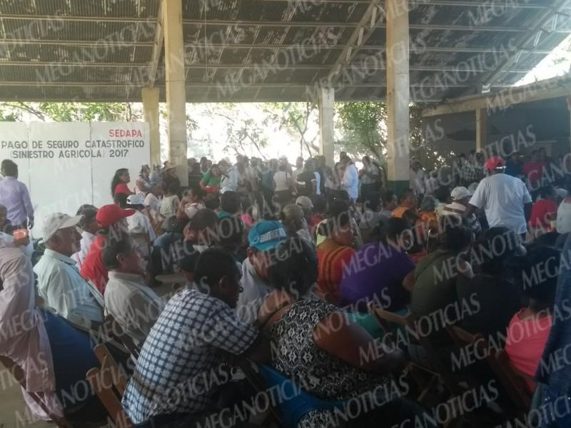 SEDAPA incumple acuerdos con Comuneros de Tehuantepec