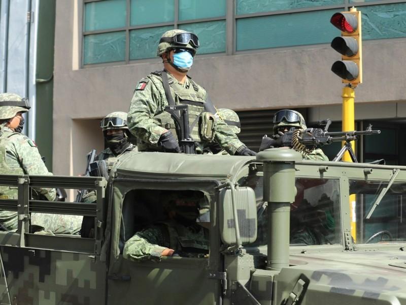 Sedena y Semar, piezas clave para política de seguridad: Durazo