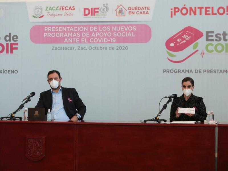 Sedif impulsa dos programas de apoyo para contagiados de Coronavirus