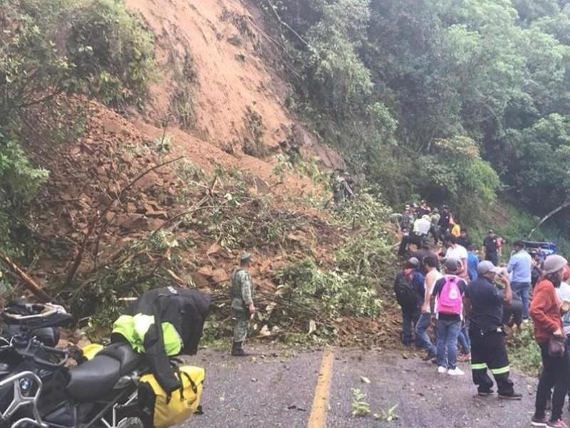 SEGOB emite declaratoria de desastre para 82 municipios