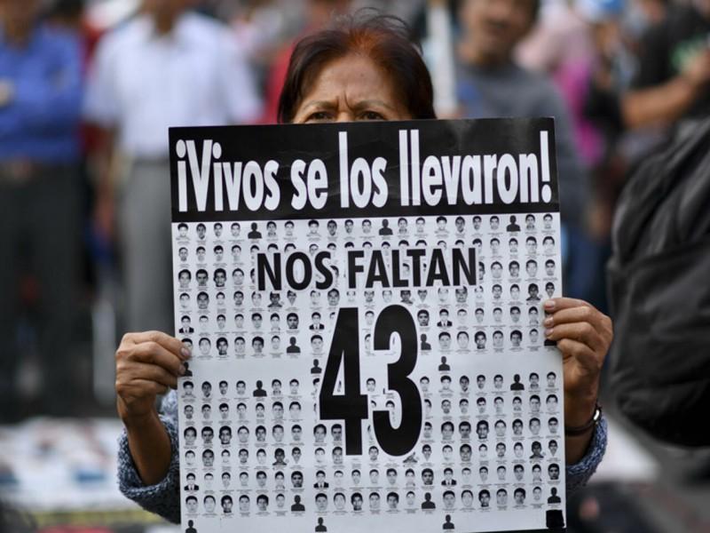 Segob publica mensajes de implicados en caso Ayotzinapa