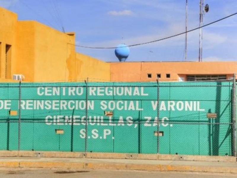 Seguirán suspendidas las visitas a los centros penitenciarios en Zacatecas