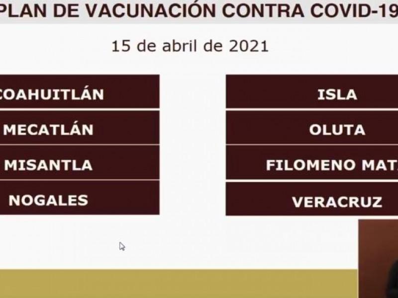 Segunda dosis en Veracruz no inicia el 15 de abril:SS