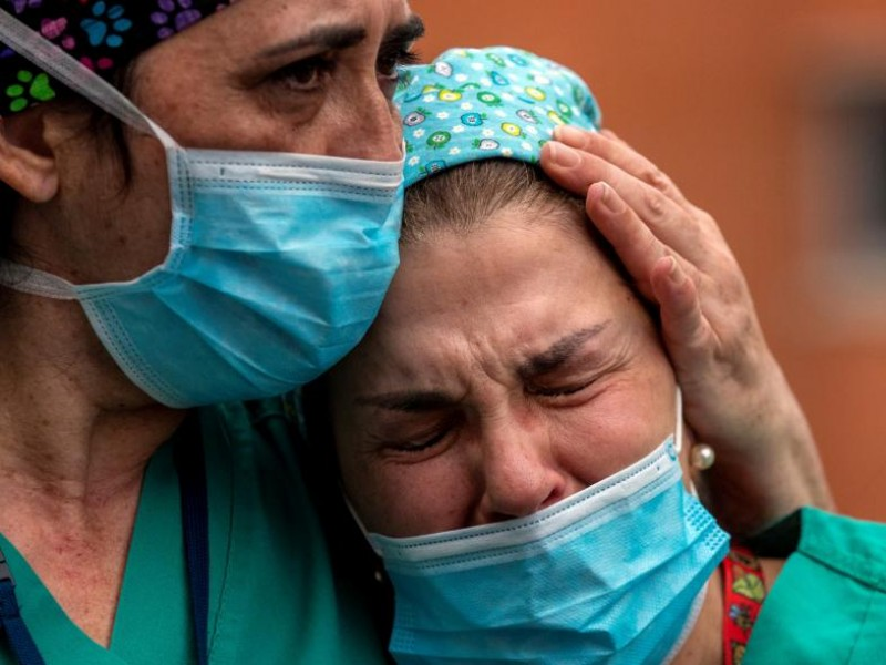 Segundo año de pandemia está matando más gente: OMS