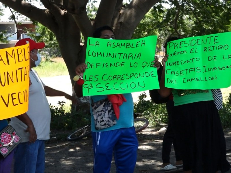 Segundo día de bloqueo en Juchitán; sin atención conflicto local
