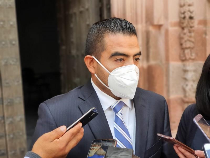 Seguridad en Zacatecas requiere atención: López Bazán