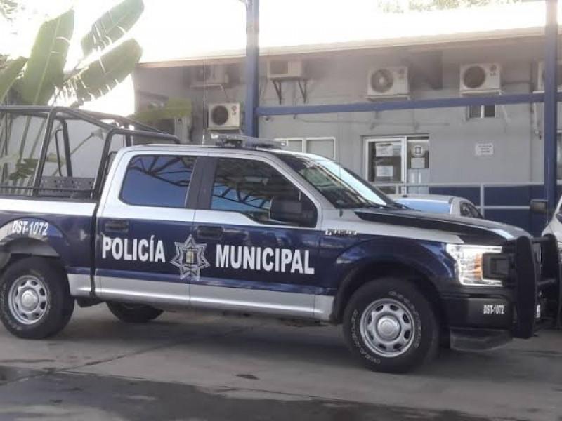 Seguridad Pública realiza acciones de proximidad ante casos de Covid-19