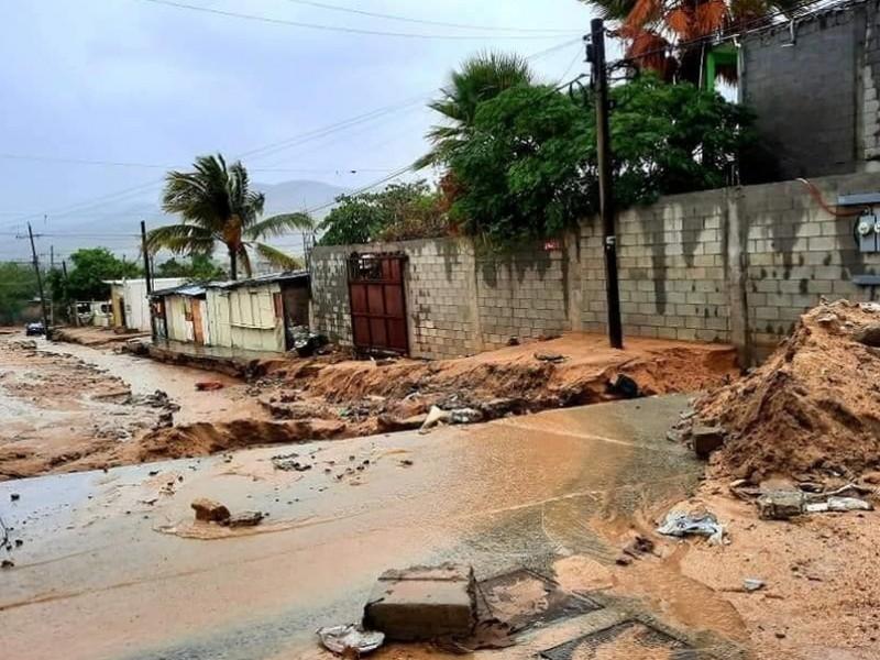 Seguro contra desastres venció: Gobernador de BCS