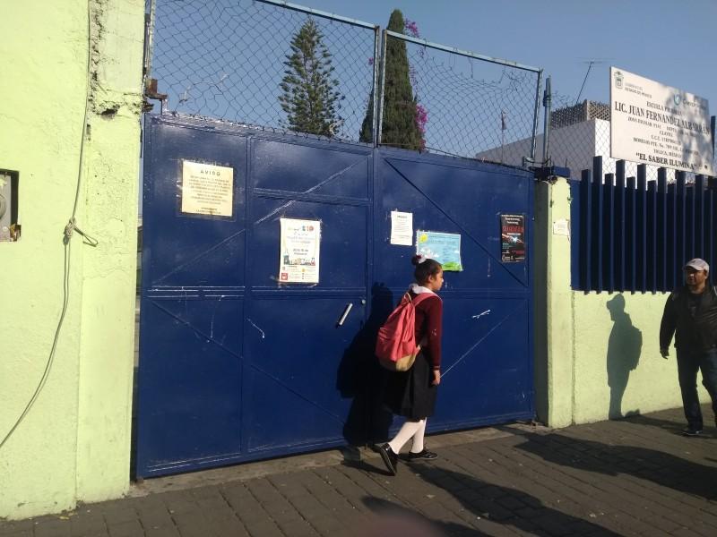 Seis casos de violencia educativa en Toluca