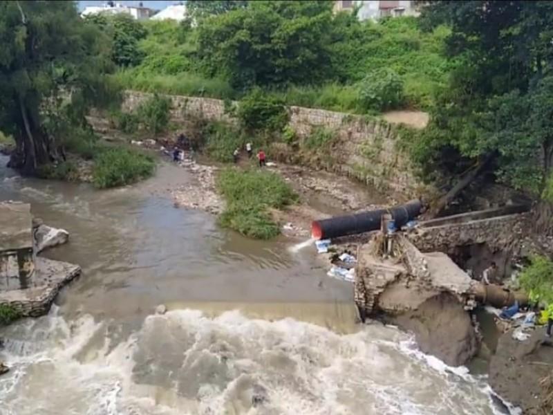 Seis días sin agua potable en colonias norte de Tuxtla
