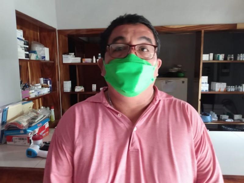 Semáforo verde es manejo político aseguran médicos privados