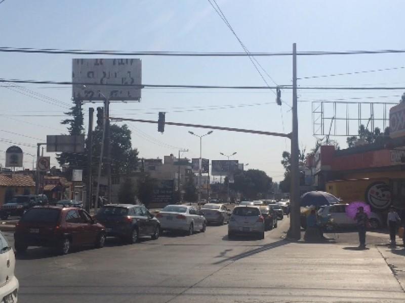 Circuito Juan Pablo Ii : Meganoticias semáforos descompuestos en circuito juan pablo ii